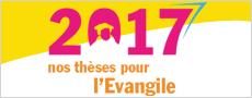 nos « thèses » pour l'Evangile