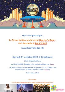 Strasbourg, le 31 october 2015